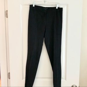Theory Classic Ankle Dress Pants Black